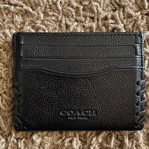 Authentic Coach card case